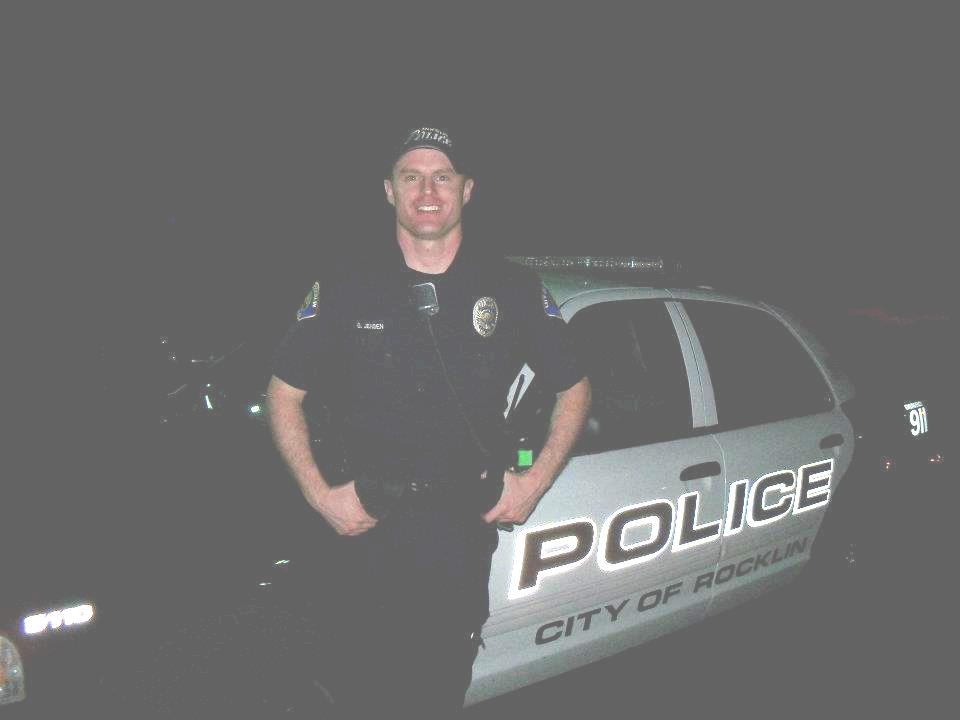 Rocklin PD Greg Jenson