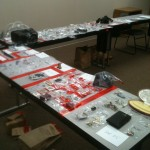 Stolen Jewelry to be Returned to Burglary Victims