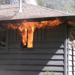 Nevada City Training Fire Friday