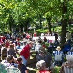Memorial Day Tributes Well Attended