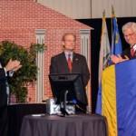 Top Rotary Award for NC's Dr. Scott Kellermann