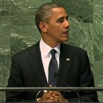 Obama Refers to Grass Valley in Address to UN