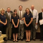 Nevada County 4H All-Stars Report to Supervisors