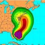 Hurricane Causes Sheriff to Cancel East Coast Trip