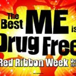 Red Ribbon Week Runs Through Halloween