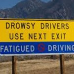 Drowsy Driver Awareness Week