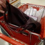 Purse Snatchers Eye Unattended Shopping Carts