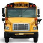 School Bus Fender Bender