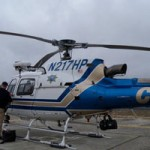 Helicopter Rescue of Four Wandering Teens