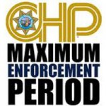 Maximum Enforcement All Holiday Weekend