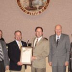 County Recognizes Supervisor Ted Owens