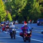 Motorcycle Toy Run Set for Saturday