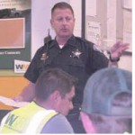 Waste Management Partners with Law Enforcement
