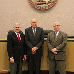 County Supervisors Sworn In