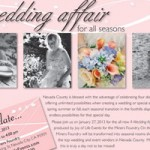 Wedding Fair Sunday at Foundry