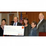 Sierra College Gets Big Check