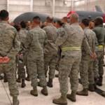 Beale Deactivating Reserve Squadron