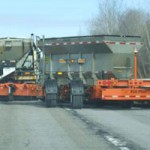 Caltrans Unveiling New Snowplow