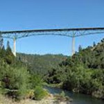Foresthill Bridge Getting Retrofit