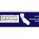 Americans for Safe Access Nevada County Rally at Rood Center