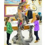 Sierra College Hosts 'Dinosaur Day'