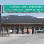 Suspect Arrested at Truckee Agricultural Checkpoint