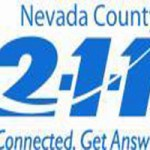 Hundreds Using 'Nevada County 2-1-1'