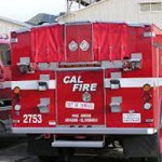 Cal Fire Idles Fire Engine in Nevada County