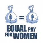 Today is Equal Pay Day