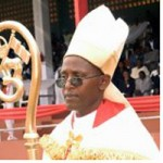 Rwandan Bishop Visits Grass Valley