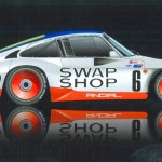 Look For The Swap Shop Car