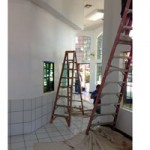 GVPD Lobby Receives Facelift from Rotary