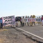 Drone Protesters Will Not Get Jury Trial