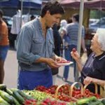 Free Local Fare at Farmers Market