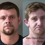 Two Arrested for Stolen Vehicles