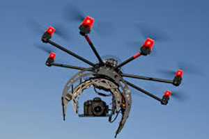 Drone Used in LA Killer-cop
