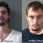Three Arrested for Drug Related Charges After Traffic Stop
