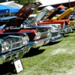Roamin' Angels Car Show