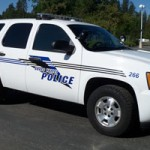Driver Arrested After High Centering Vehicle