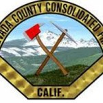 Alta Sierra Fire Destroys Garage
