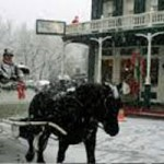 Carriage Rides Return To Nevada City