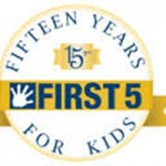 "15 Years of ""First 5″ Funding"