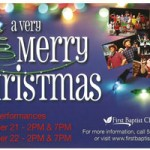 'Non-Traditional' Christmas Show This Weekend