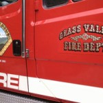 Mobile Home Burns on Little Valley Road