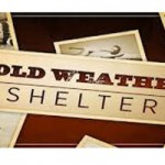 Cold Weather Shelters May Open Tonight