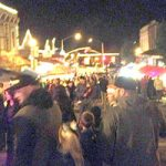 Cornish Christmas Kickoff Draws Huge Crowd