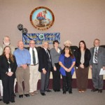 County Employees Receive  Service Awards