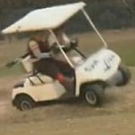 Intoxicated Golf Cart Operator Lands In Hospital