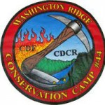 Water Concern at Washington Ridge Camp