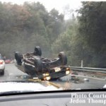 Morning Accident on 49 Near Yuba River